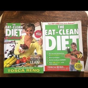 Eat Clean Cook Book and Diet